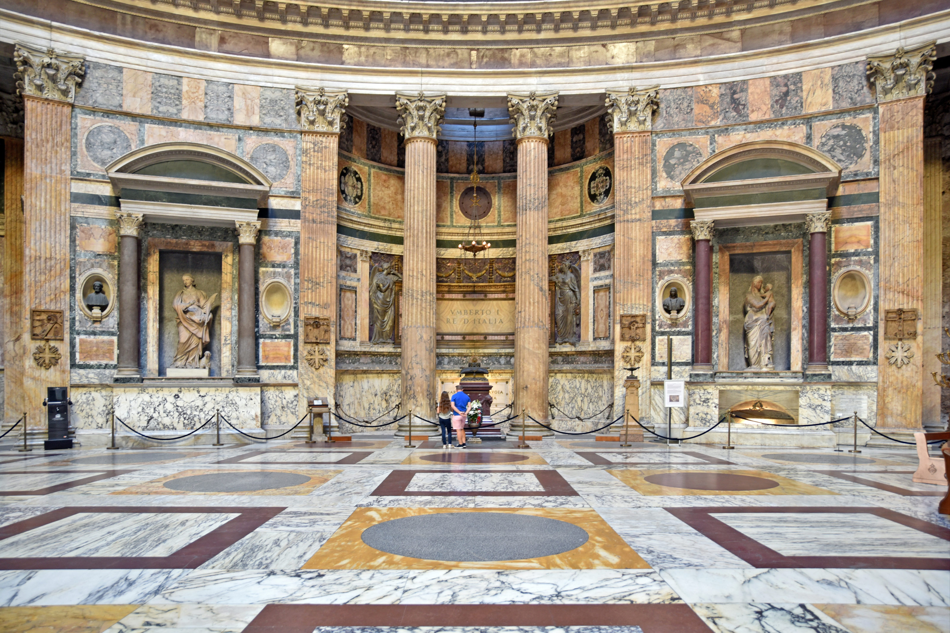 Marble Architecture Power Explora